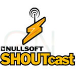 Radio streaming Shoutcast