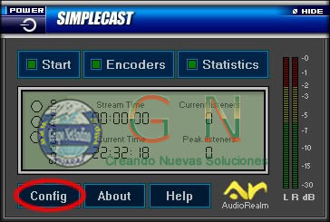 Manual de Configuracion Streaming con Simplecast