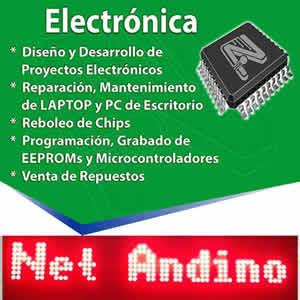 Net Andino Electrónica Moderna